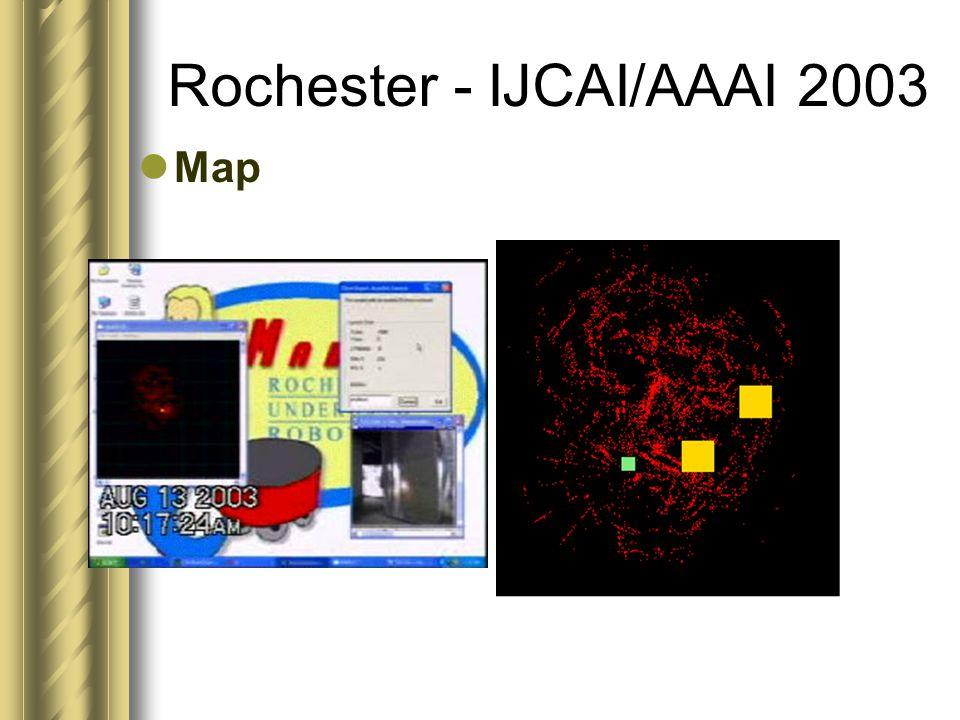 Rochester - IJCAI/AAAI 2003 Map