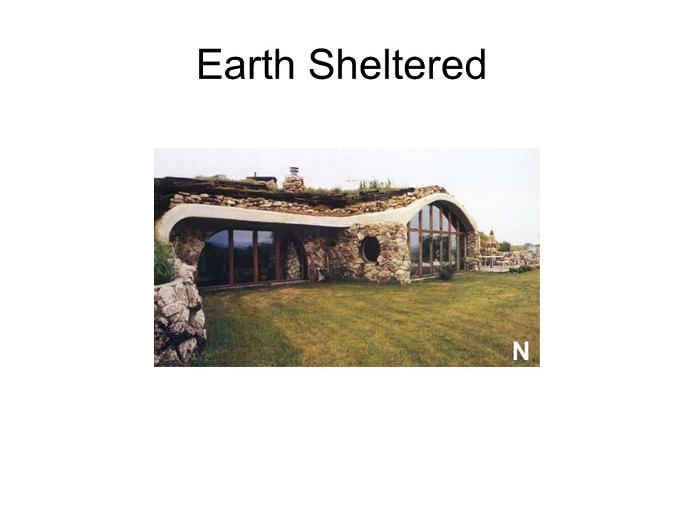 Earth Sheltered