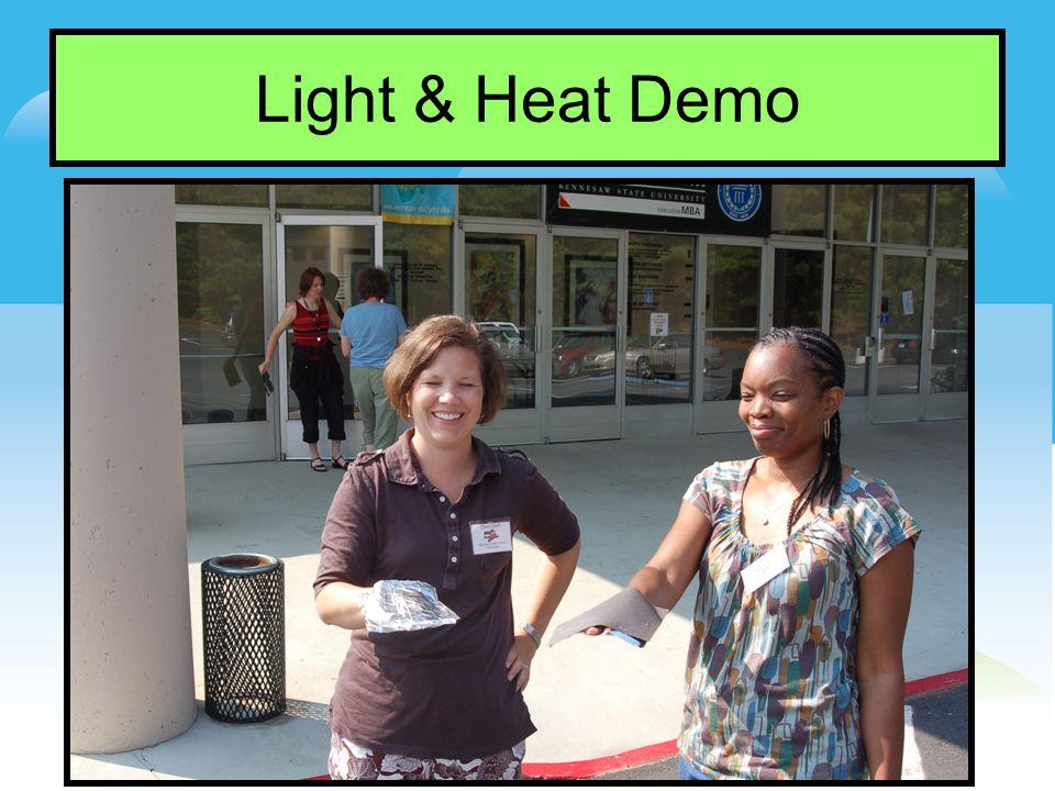 Light & Heat Demo