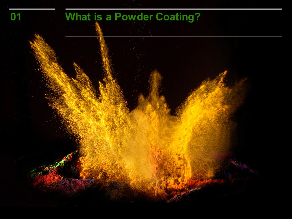 What is a Powder Coating? 01