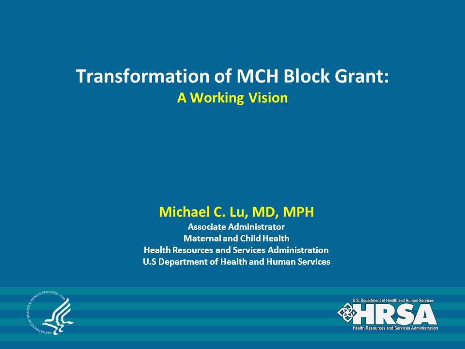 MCHTransformation@hrsa.gov