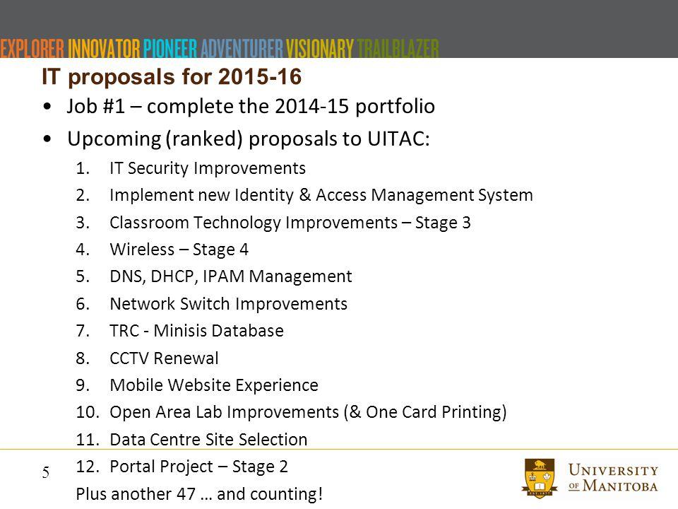6 IT Service Management Update K-L Holter