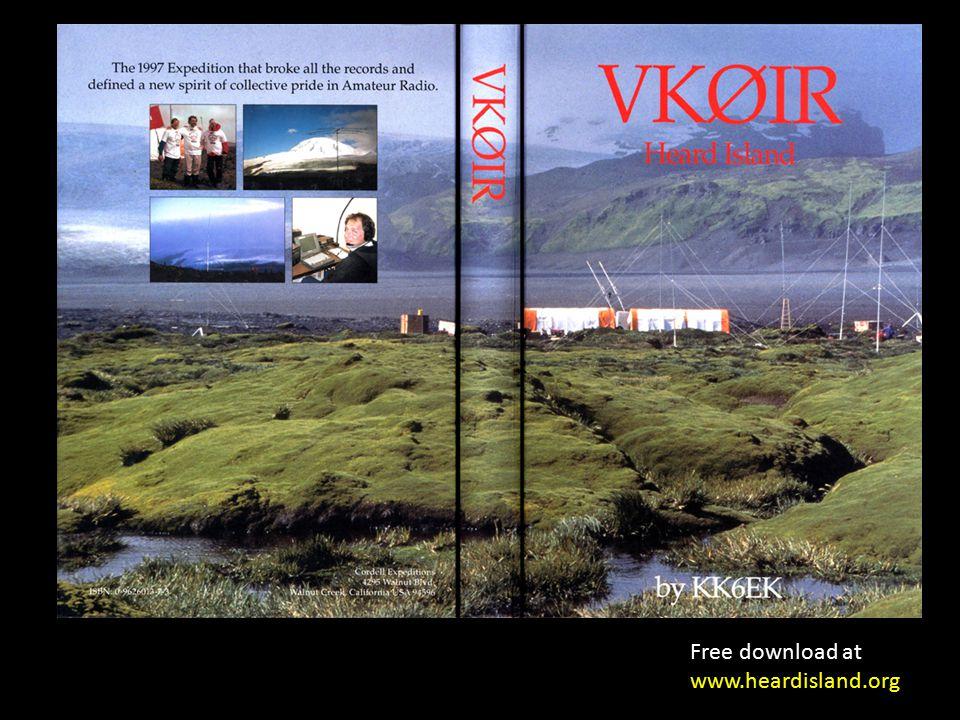 Free download at www.heardisland.org