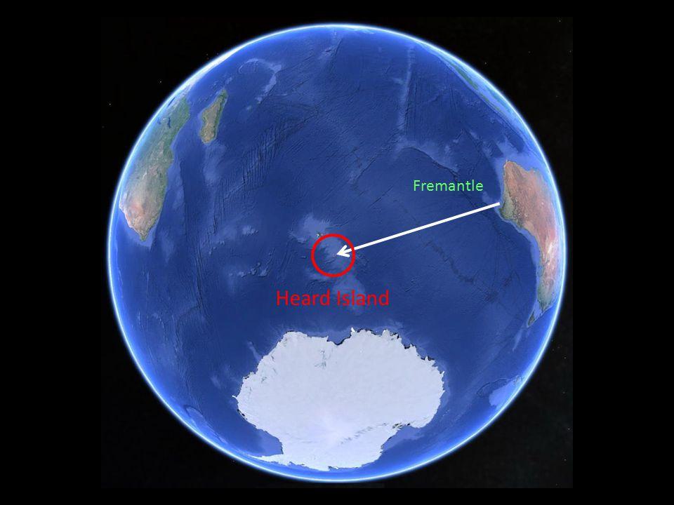 Fremantle Heard Island
