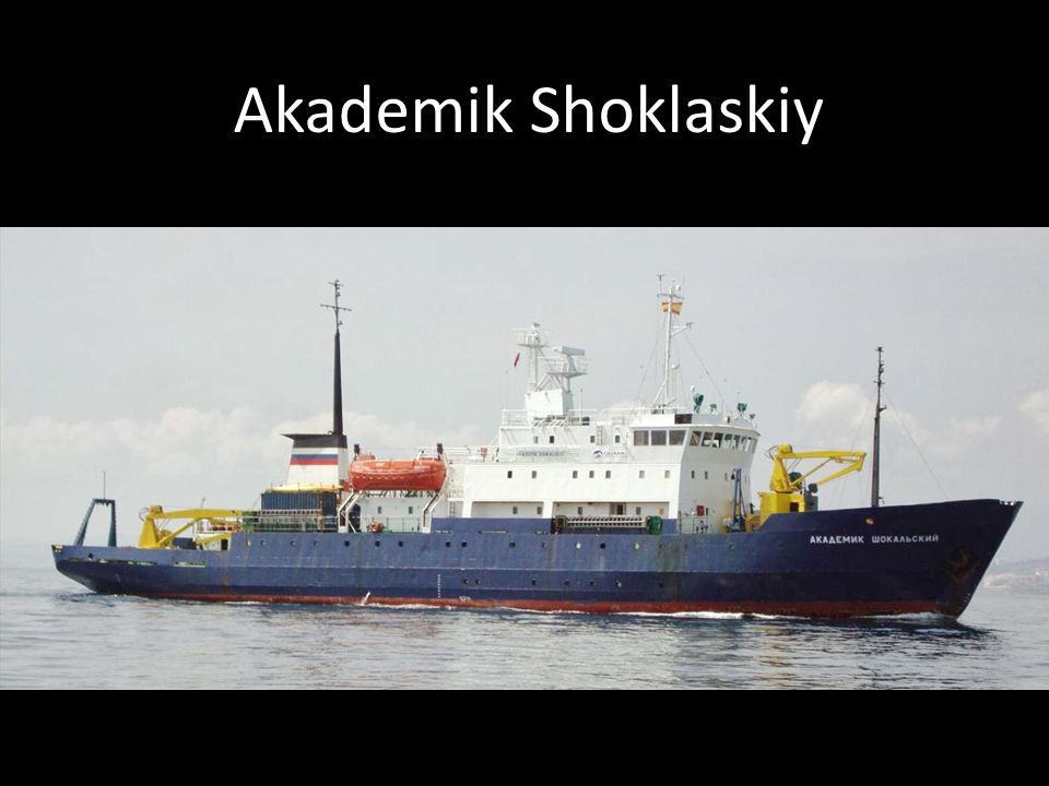 Akademik Shoklaskiy