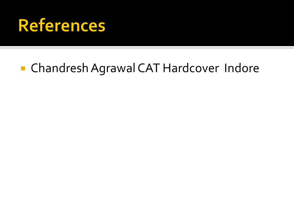  Chandresh Agrawal CAT Hardcover Indore