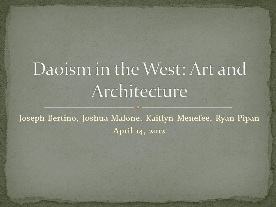 Joseph Bertino, Joshua Malone, Kaitlyn Menefee, Ryan Pipan April 14, 2012