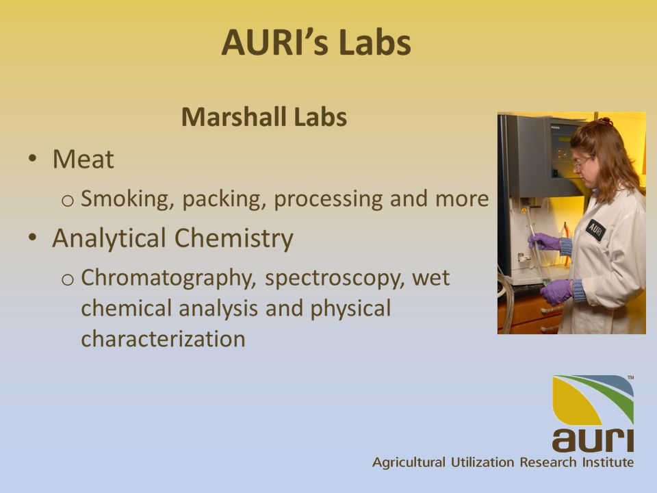 AURI: Growing Minnesota's economy one client at a time