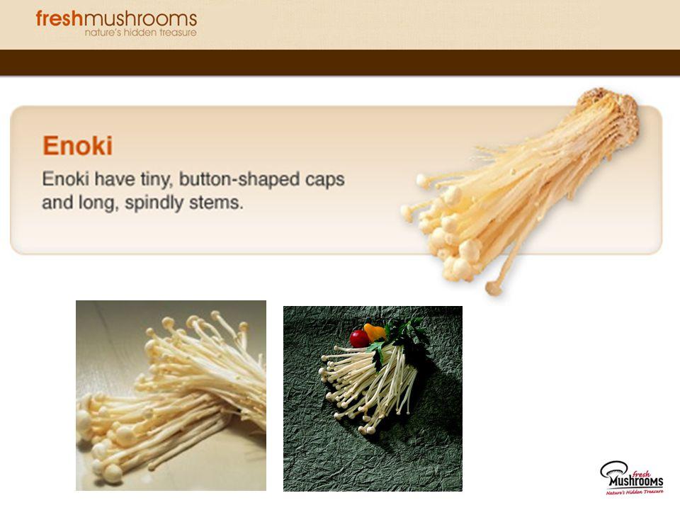 Crimini mushrooms growing