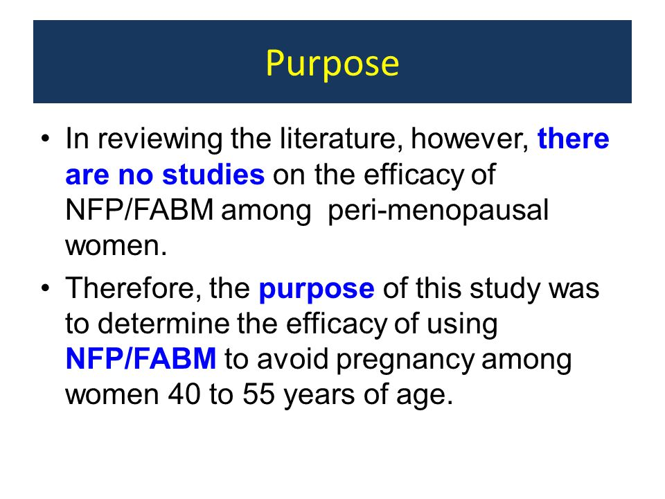 Women can use STM Immediately after Discontinuing OC's Post pillControl ID mucus peak -cycle #184%90% ID mucus peak -cycle #395%96% Unintended pregnancy rate1.631.70 Gnoth et al Gynecol Endo.