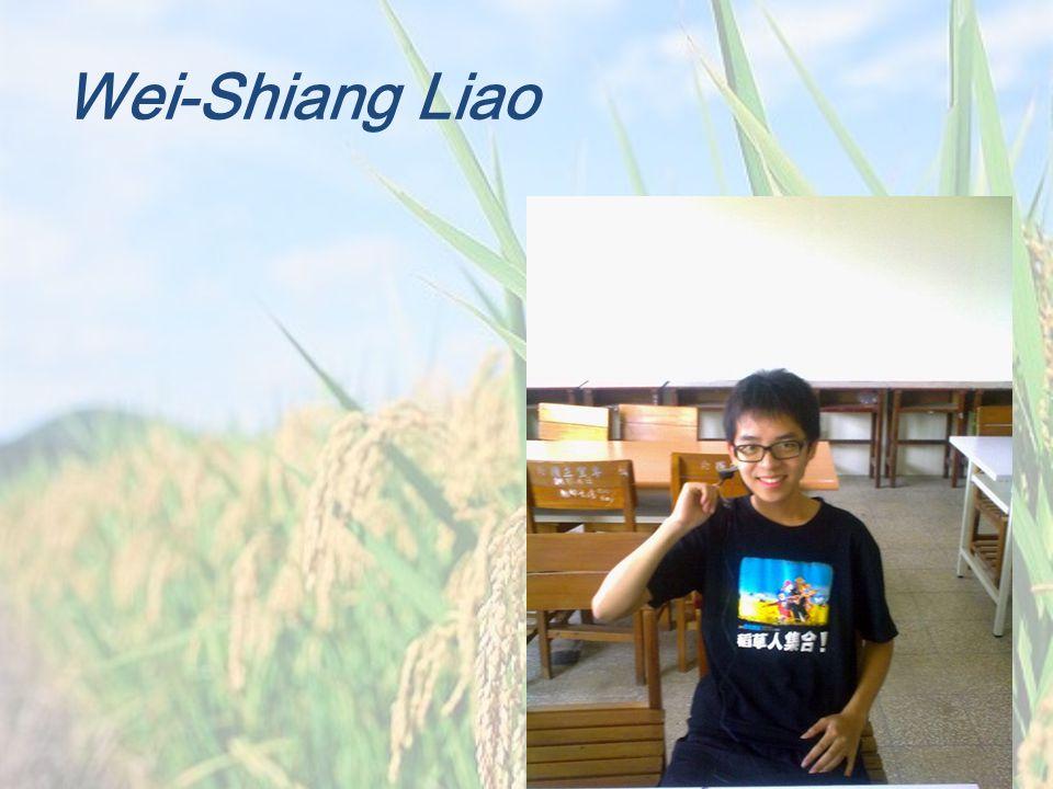 Wei-Shiang Liao
