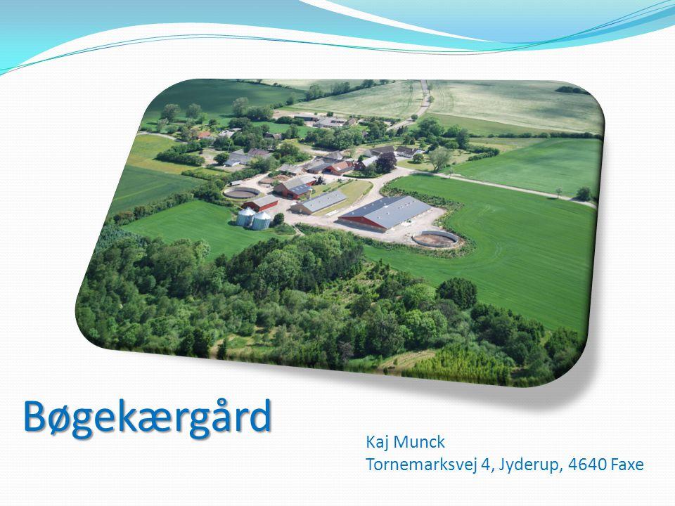 Bøgekærgård Kaj Munck Tornemarksvej 4, Jyderup, 4640 Faxe
