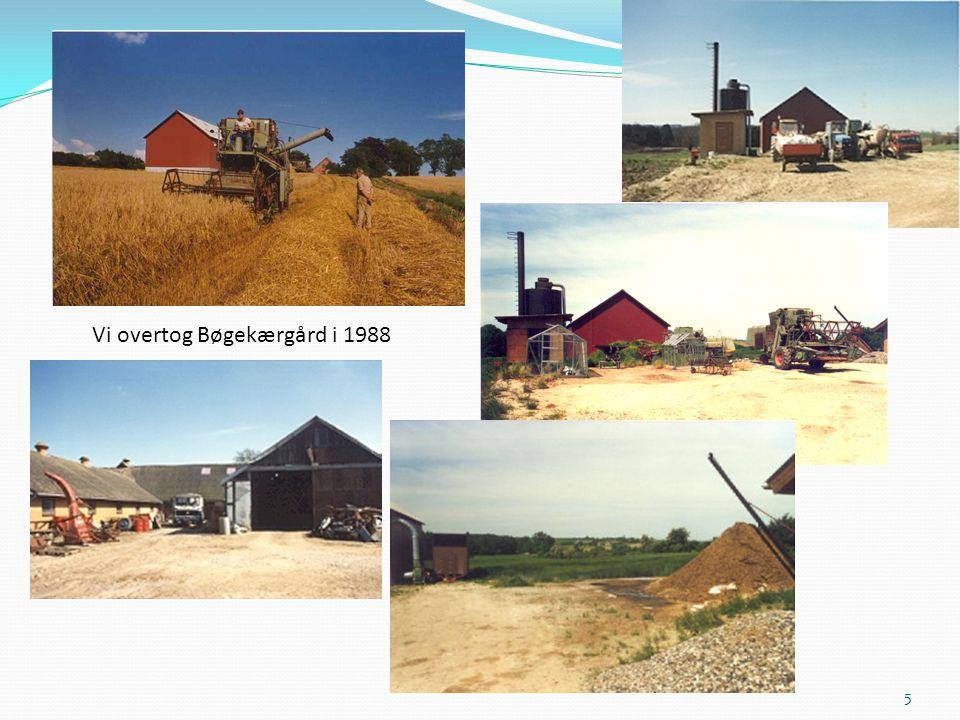 5 Vi overtog Bøgekærgård i 1988