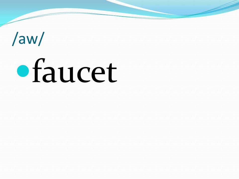 /aw/ faucet