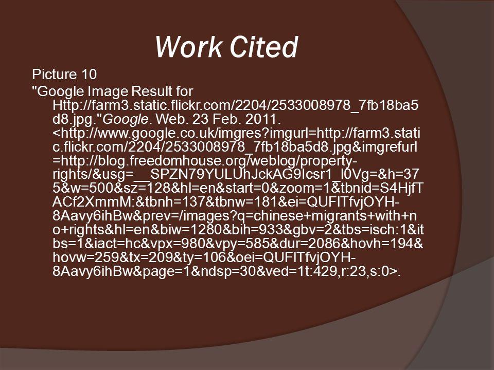 Work Cited Picture 9 Google Image Result for Http://cache3.asset- cache.net/xc/71746985.jpg v=1&c=IWSAsset&k=2&d=77BFBA 49EF878921F7C3FC3F69D929FD3D6E8E24F8AD364C8E829 10E6E932D93E689AD1774D2B3584A5CA3D98B00E0B3. Go ogle.
