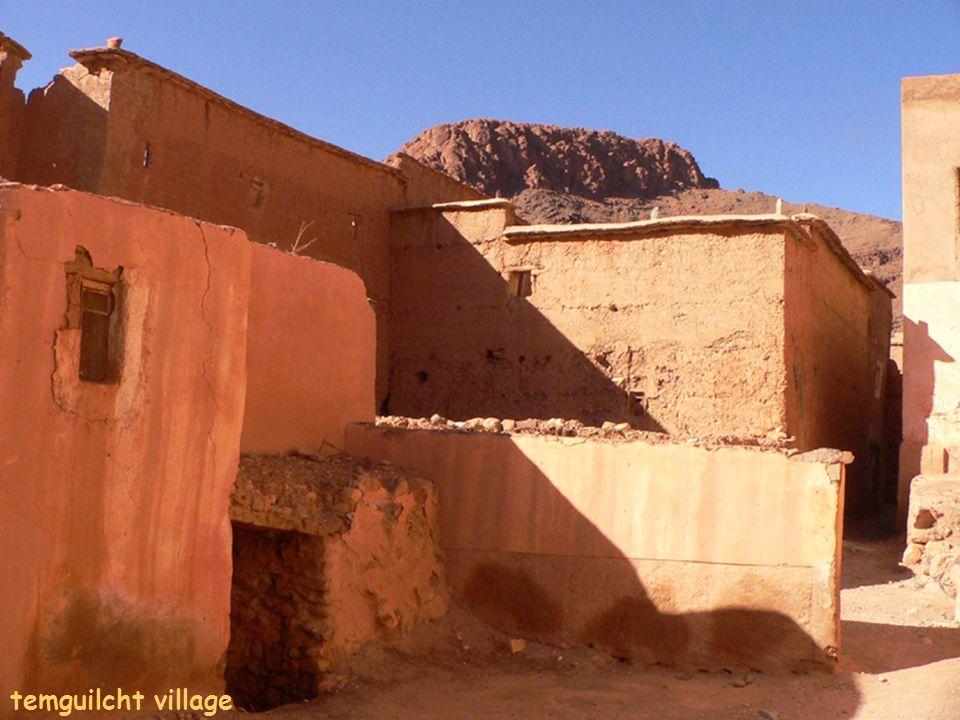 temguilcht village
