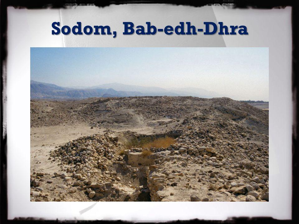 Sodom, Bab-edh-Dhra