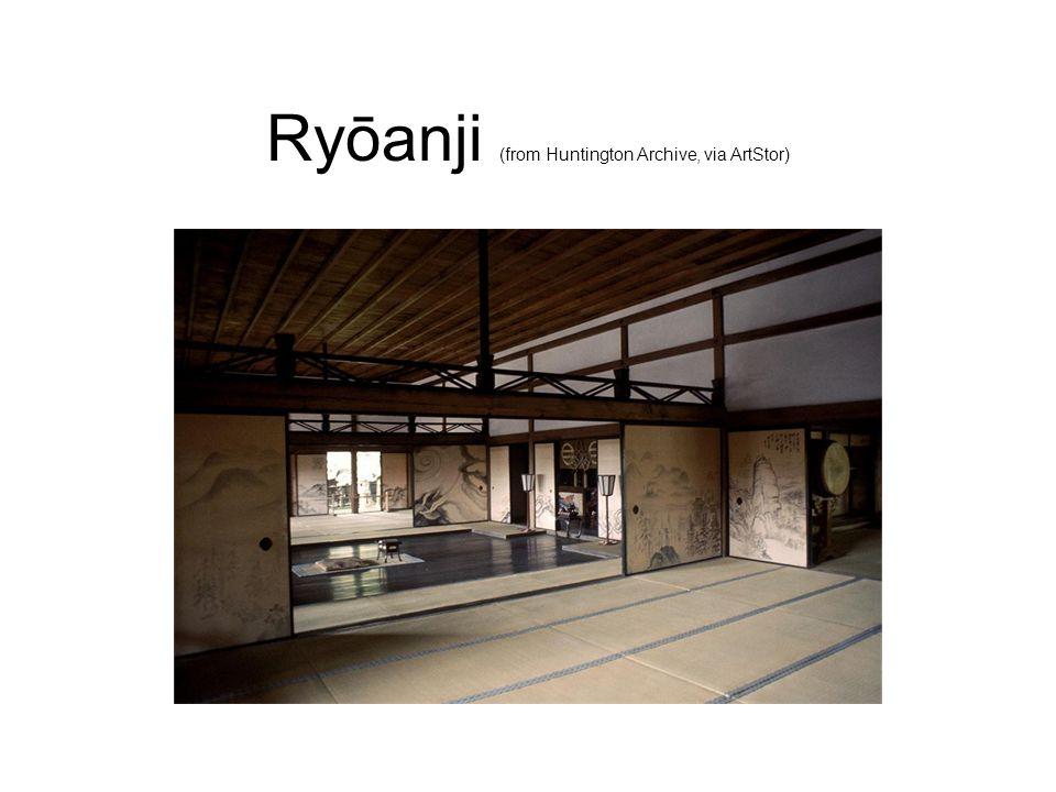 Ryōanji (from Huntington Archive, via ArtStor)