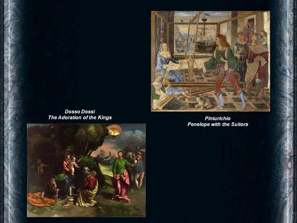 Nifs Peter An Evening Service in a Church Paul Cezanne Большие купальщики