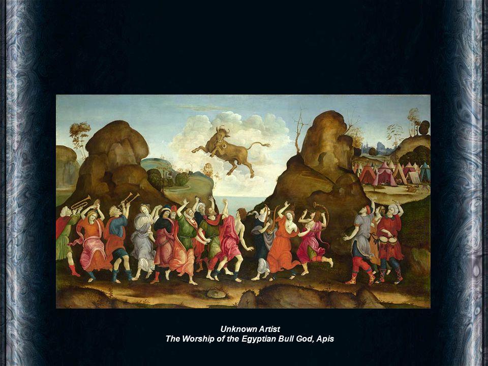 Francesco Guardi An Architectural Caprice Hans von Aachen The Amazement of the Gods