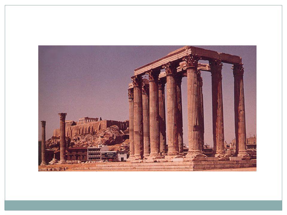 Title of Work: Olympieum Period/Style: Hellenistic Greek & Corinthian Architect/Artist: Unknown