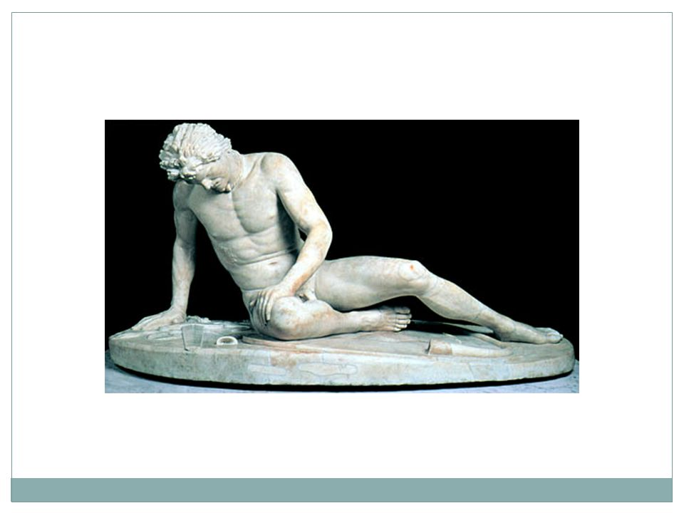 Title of Work: Dying Gaul Period/Style: Hellenistic Architect/Artist: N/A