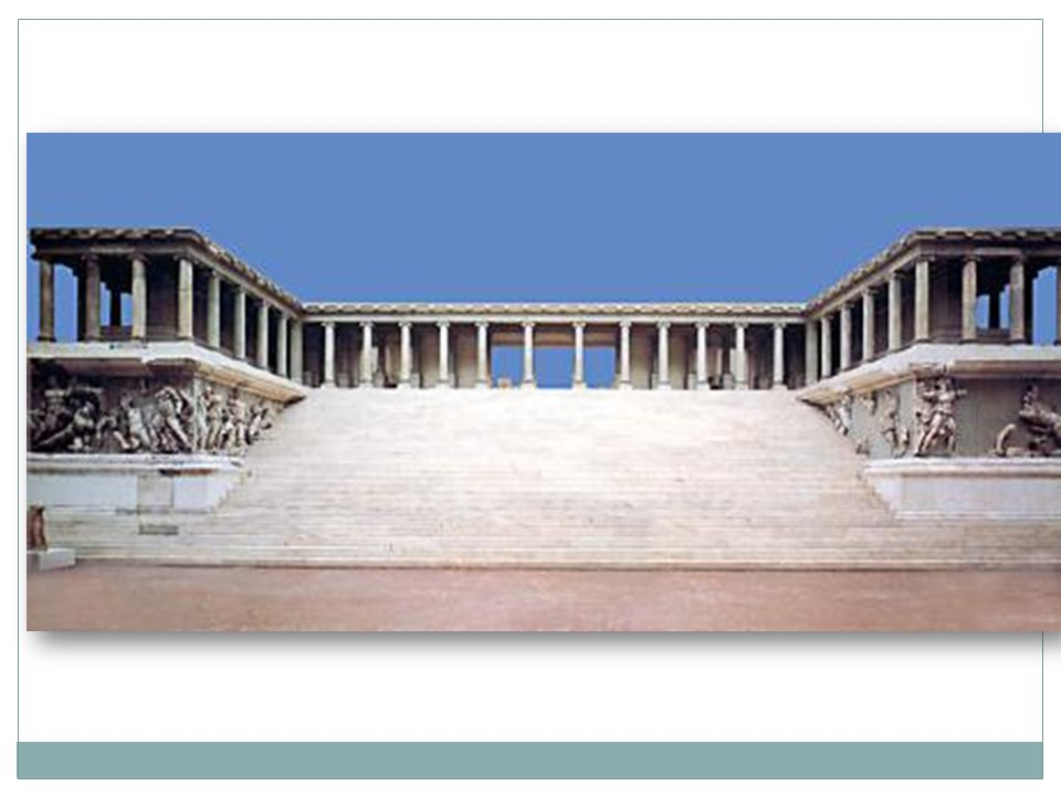 Title of Work: Parthenon Period/Style: Hellenic, Doric Architect/Artist: Ictinus and Callicrates