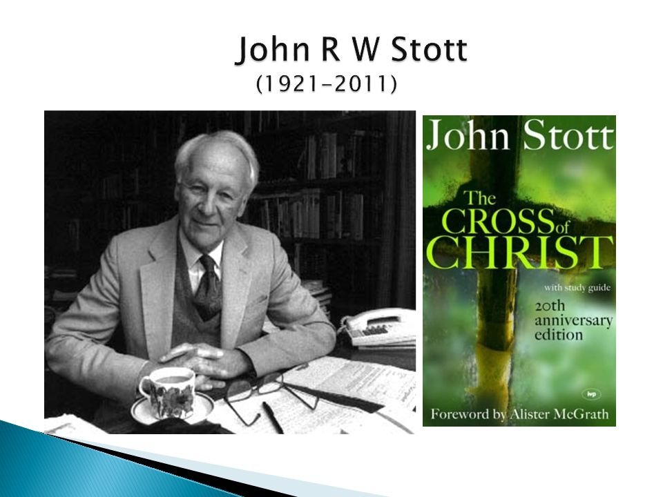  John Stott and Kwame Bediako worked tirelessly to bring the church together, especially the evangelical community.