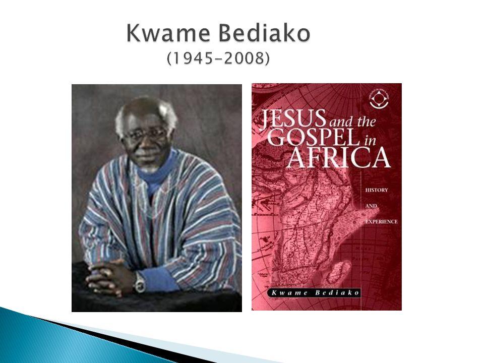 Kwame Bediako (1945-2008)