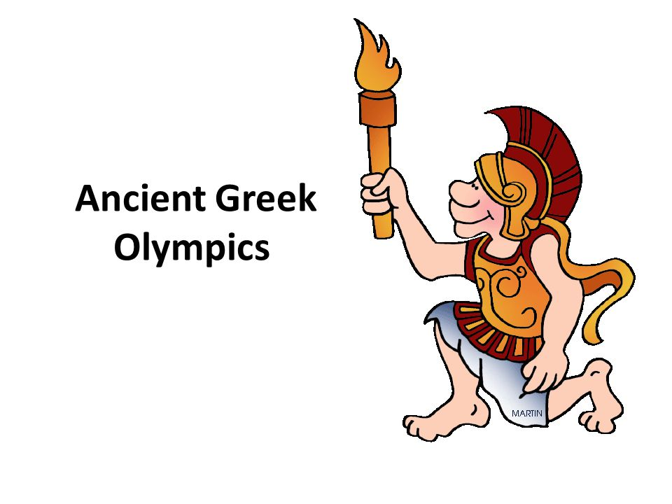 Ancient Greek Olympics