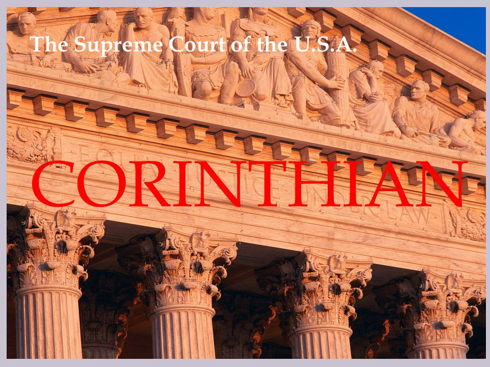 The Parthenon DORIC