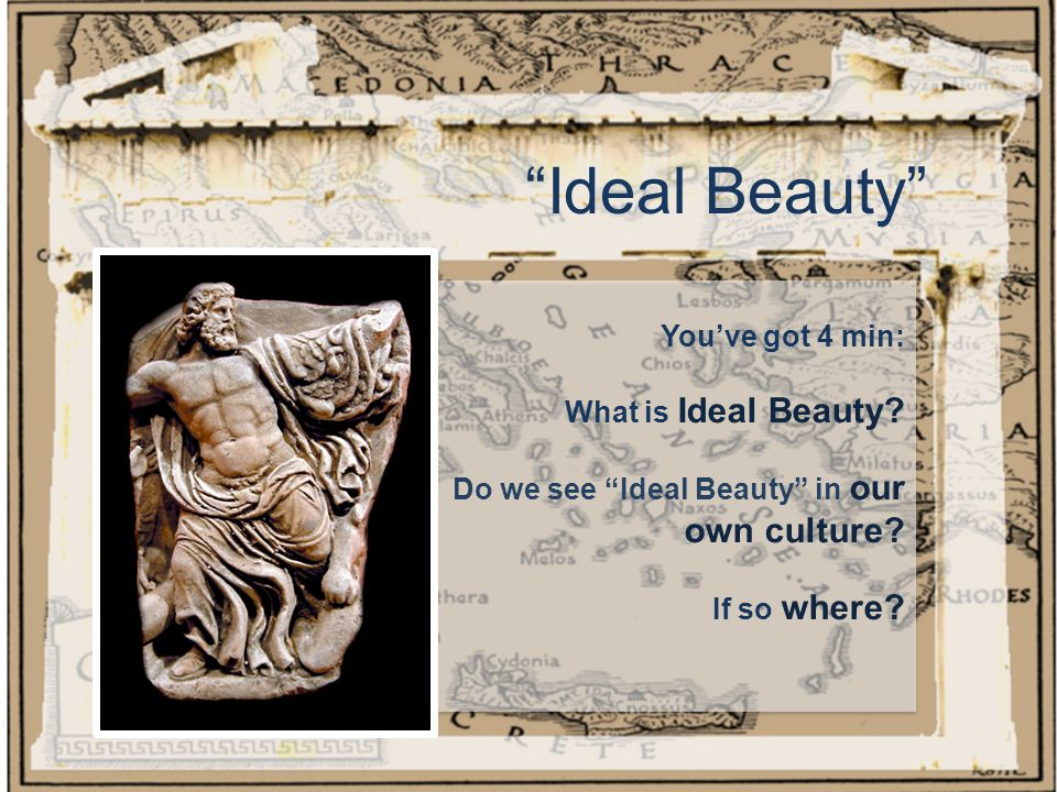 Ideal Beauty You've got 4 min: What is Ideal Beauty.