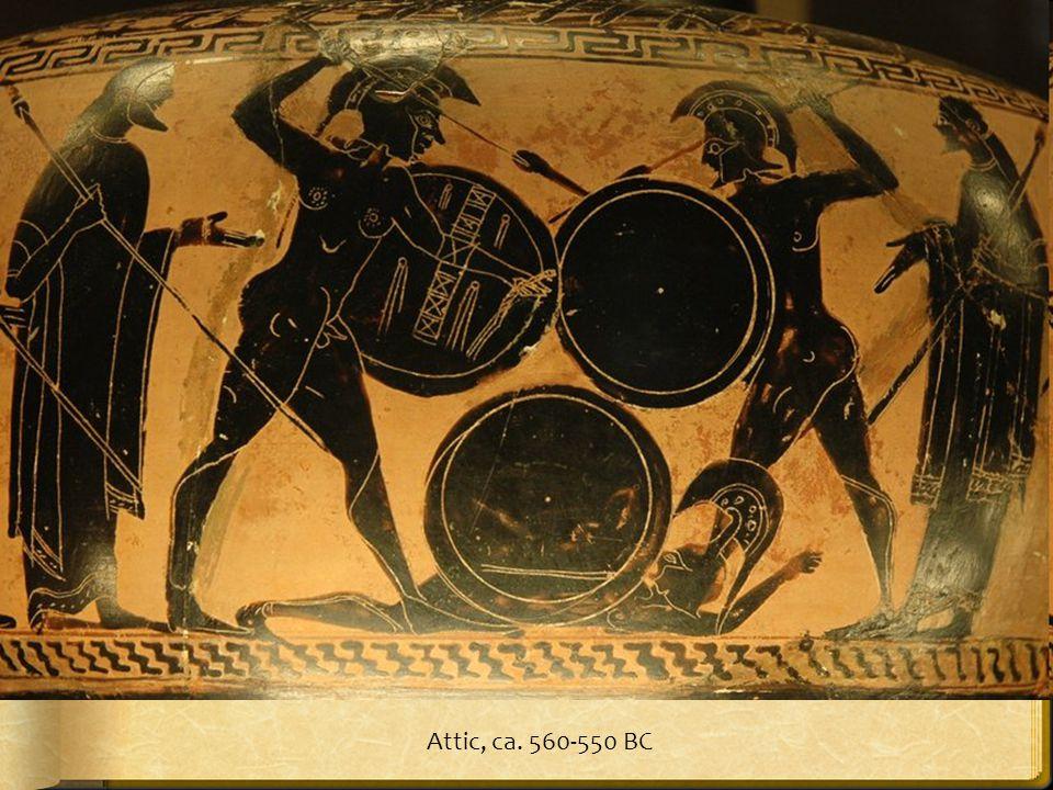Attic, ca. 560-550 BC