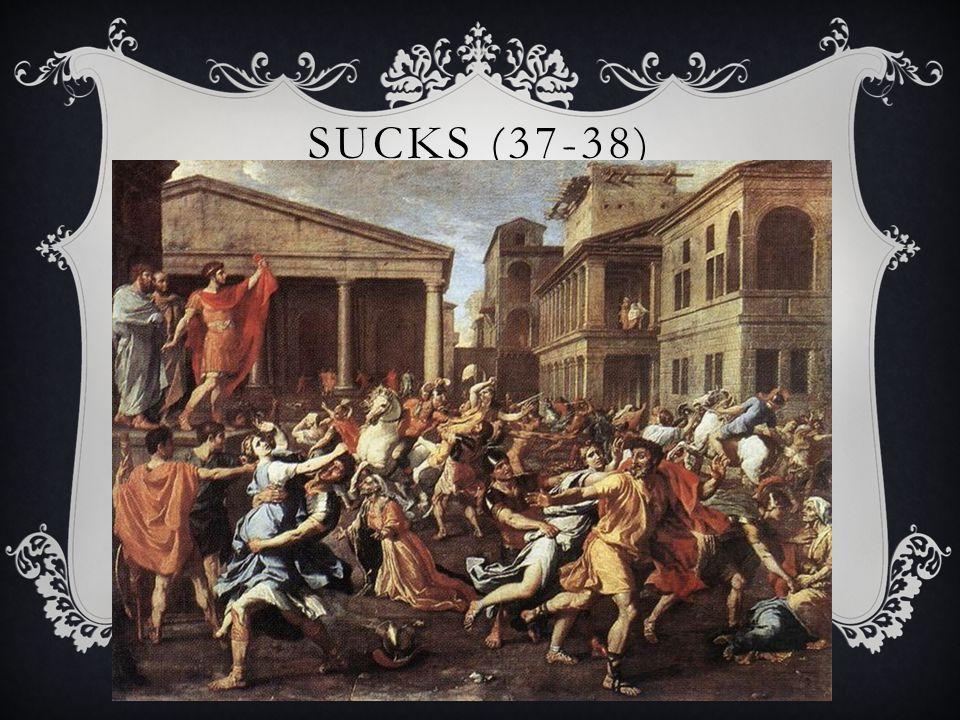 SUCKS (37-38)