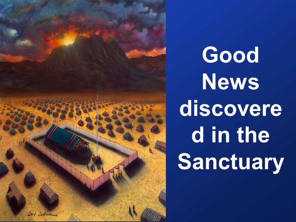 The Sanctuary Is it Good News.