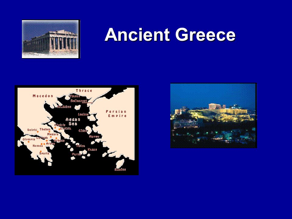 3 Major Periods of Ancient Greece Civilizations 1.