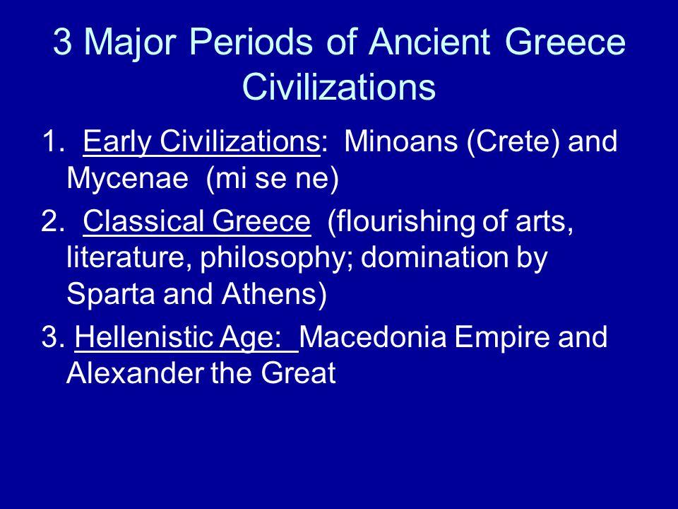 Enter the Mycenaeans c.
