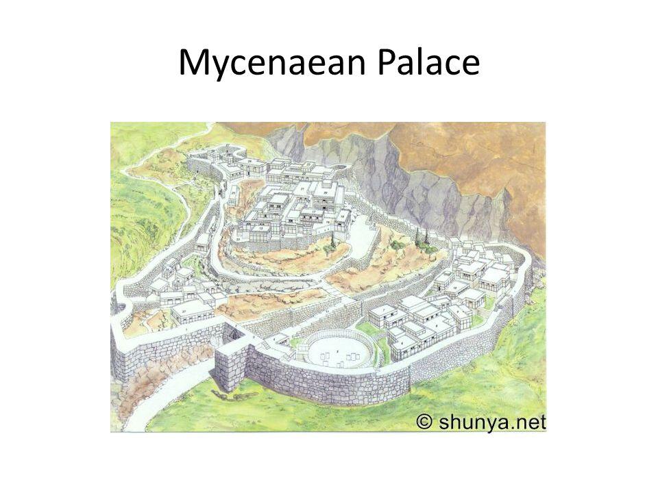 Mycenaean Palace