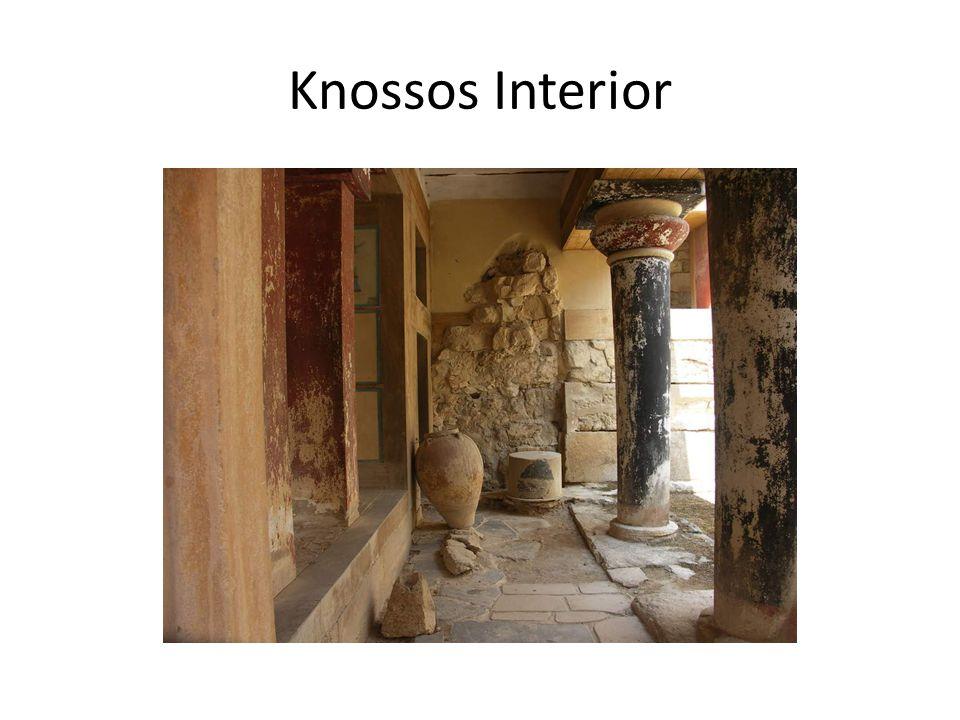 Knossos Interior