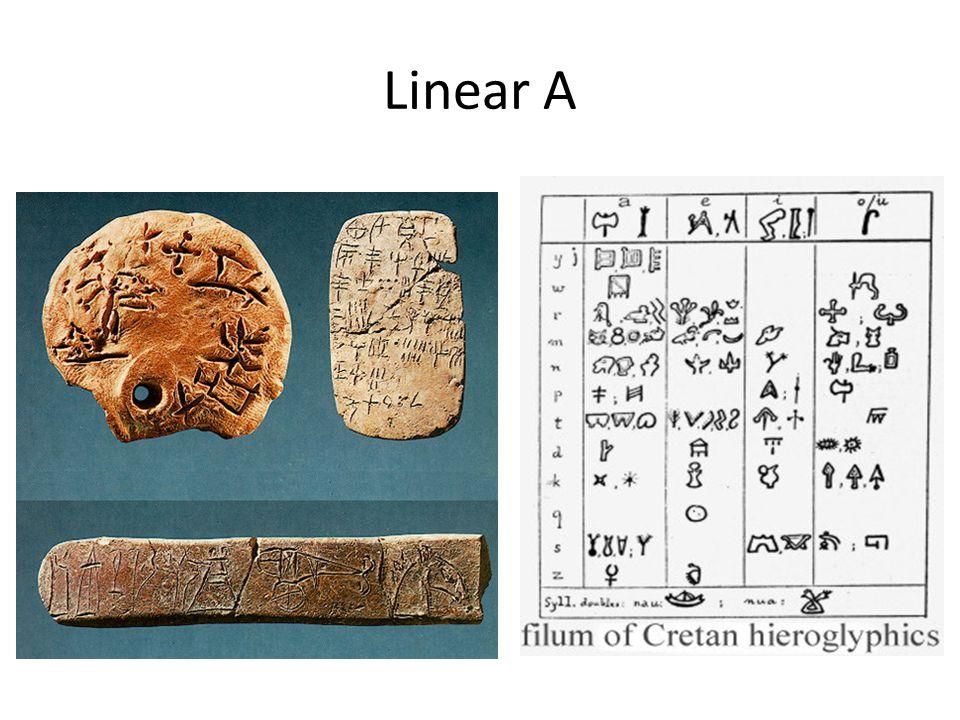Linear A