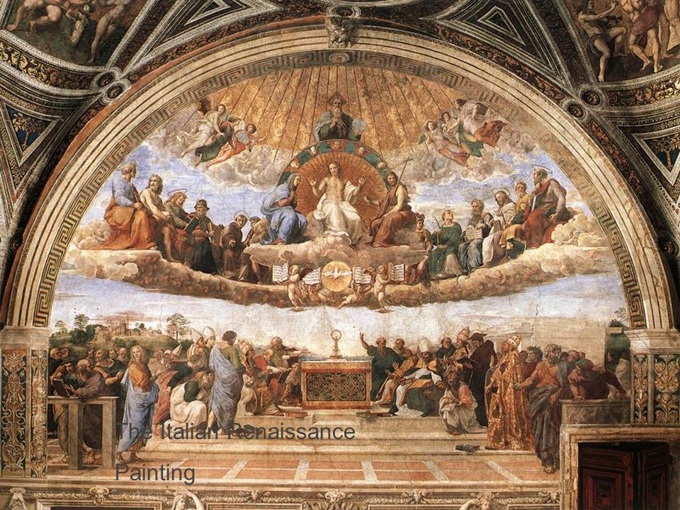 The Italian Renaissance Painting