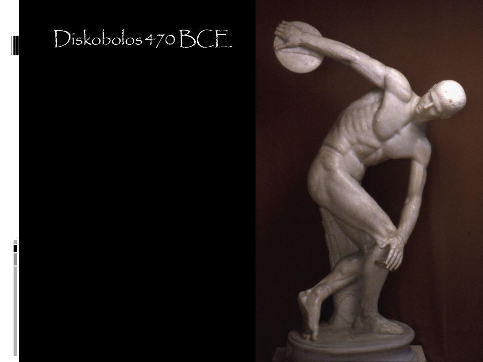 Diskobolos 470 BCE