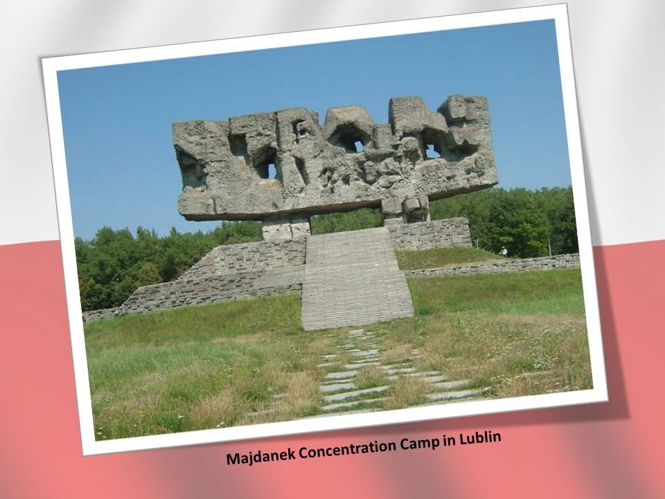 Majdanek Concentration Camp in Lublin