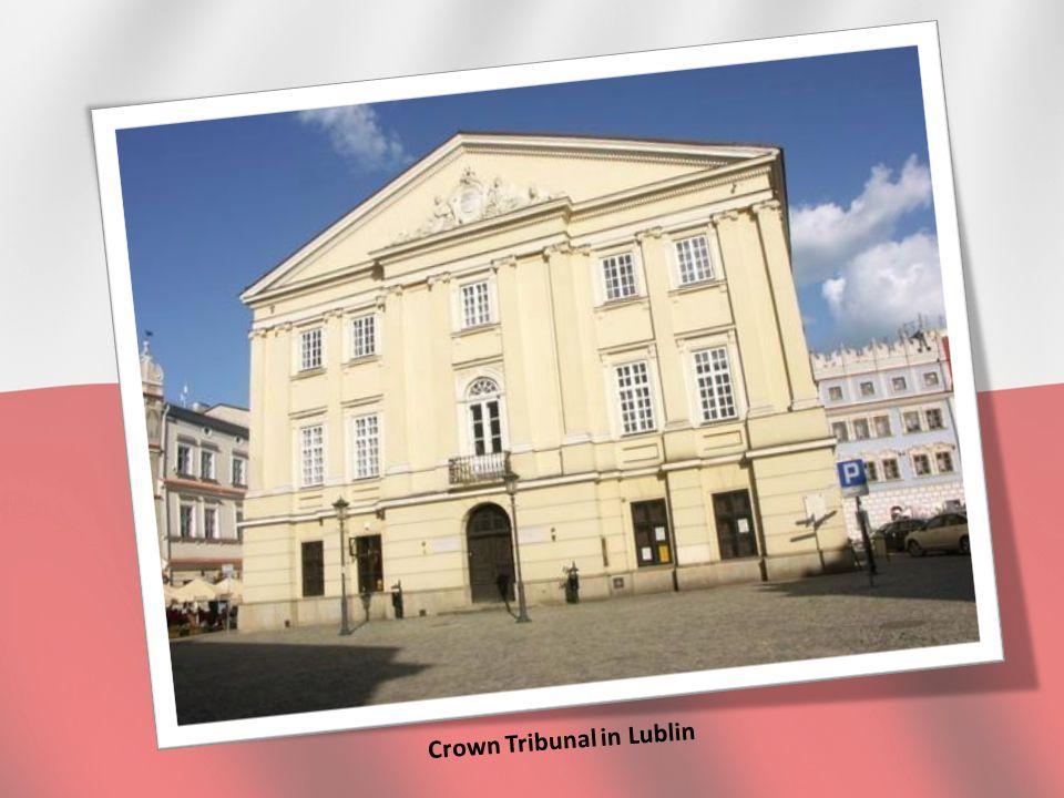 Crown Tribunal in Lublin