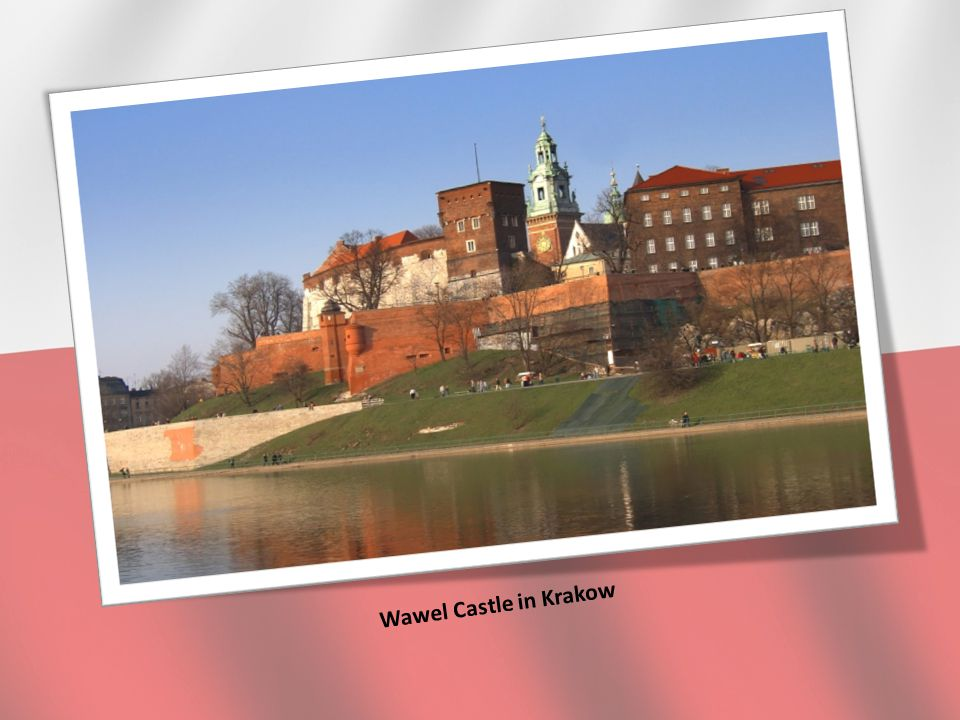 Wawel Castle The Gothic Wawel Castle in Cracow in Poland was built at the behest of Casimir III the Great and consists of a number of structures situated around the central courtyard.