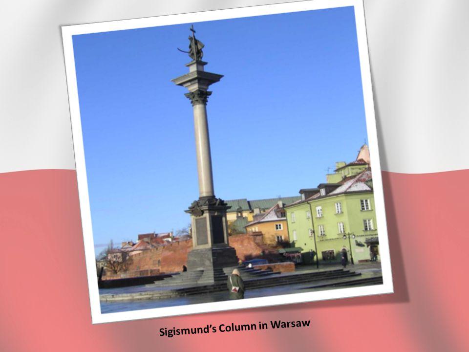 Sigismund's Column in Warsaw