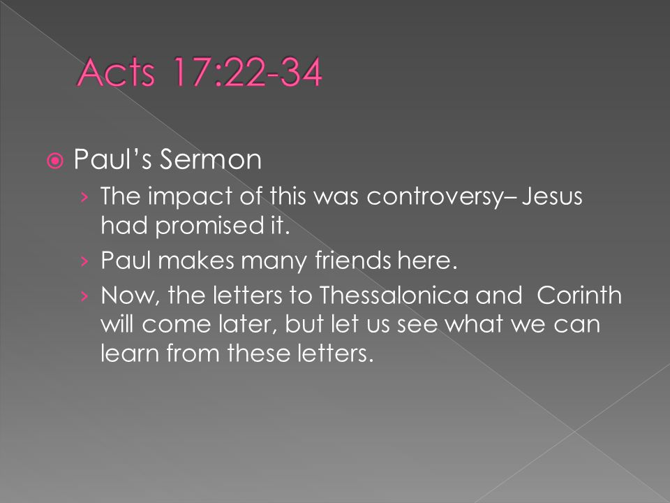  Thessalonians › These letters outline Paul's doctrine about persecution of the Church, moral conduct among Christians, and teachings about the return of Christ › The second book focused more on defeating the heresies of Judaizers, Greeks and others.