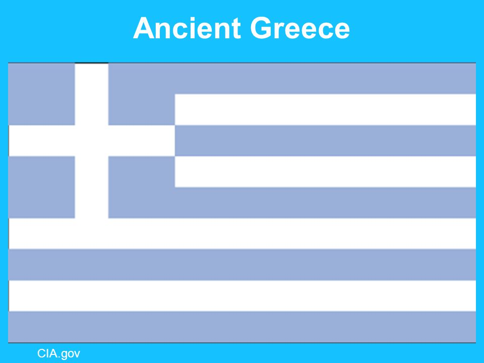 Ancient Greece CIA.gov