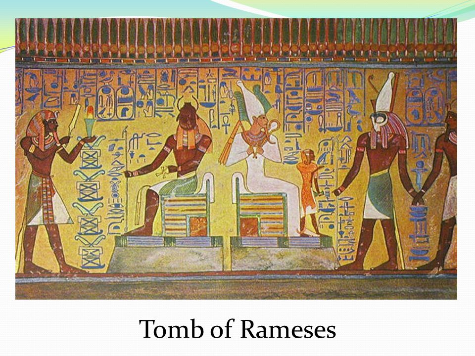 Tomb of Rameses