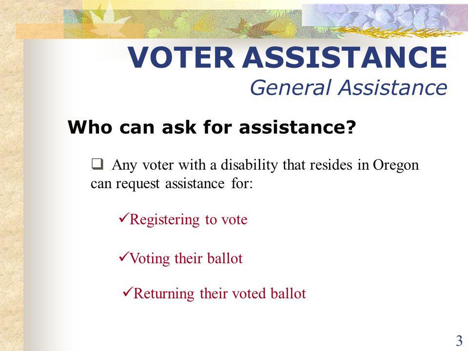 34 My Vote By Jeffery Ridgeway They say I can't vote.